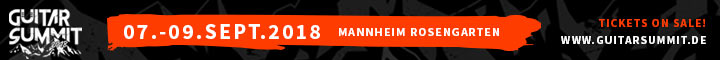 Guitar Summit Mannheim